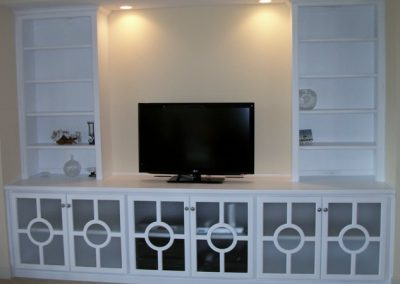 Custom Built-In by Borders Woodworks